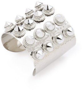 Bop Bijoux Spike Button Cuff