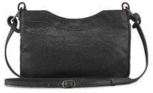 Balenciaga Classic Hip Crossbody Bag, Black