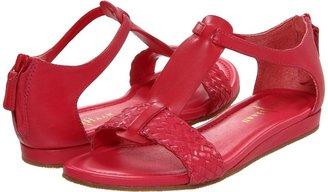 Cole Haan Jaycee Flat Sandal (Azalea) - Footwear