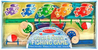 Melissa & Doug Kids' Catch & Count Fishing Game