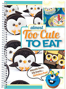 JCPenney Almost Too Cute To Eat Cookbook