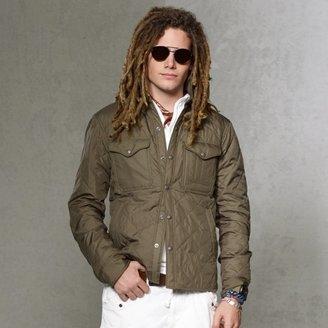 Polo Ralph Lauren Quilted Shirt Jacket
