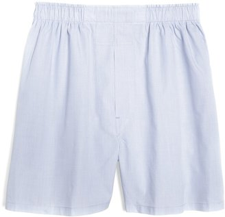 Brooks Brothers Slim Fit End-on-End Boxers