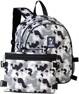 Wildkin Camo Backpack & Lunch Bag Set - Kids