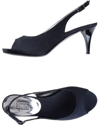 Dautore COSE D'AUTORE High-heeled sandals