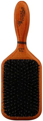 J&D Royal Citrus King Size Boar Bristle Paddle Brush $15.99 thestylecure.com