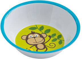 Vue Kids Cereal Bowl - Zoo