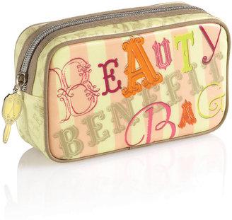 Benefit Travel Beauty Bag - travel size makeup essentials bag