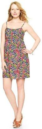 Gap Printed strappy dress