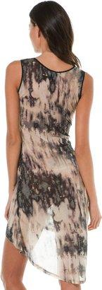 As Is Azteca Tank Dress