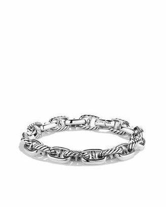 David Yurman Maritime Anchor Link Bracelet $900 thestylecure.com