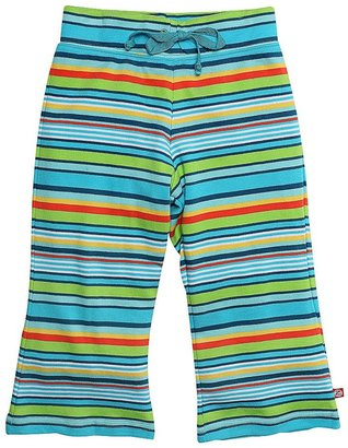 Zutano Multi Stripe Drawstring Pant