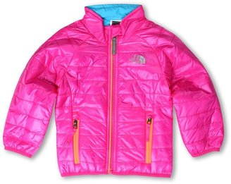 The North Face Kids - Girls' Blaze Jacket 13 (Toddler) (Linaria Pink) - Apparel