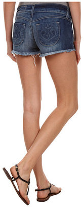Siwy Denim Camilla Cut-Off Shorts in Come Away With Me
