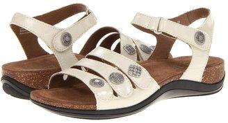 Dansko Jess (Ivory Patent) - Footwear