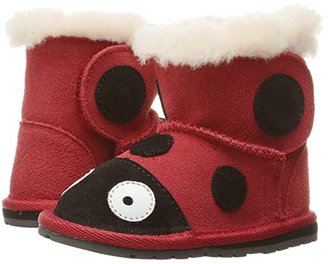 Emu Little Creatures (Infant) (Red) Kids Shoes