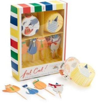 Sur La Table Meri Meri® Fat Cat Bakecup Set