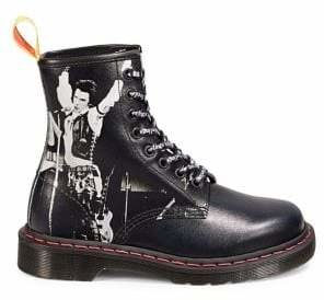 Dr. Martens Originals 1460 Sex Pistols Leather Boots