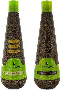 Macadamia Natural Oil Rejuvinating Shampoo And Moisturizing Rinse Duo 10 Oz.