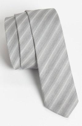 HUGO Stripe Woven Tie
