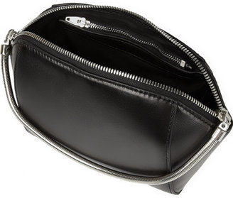 Alexander Wang Chastity leather cosmetics case