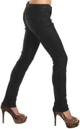 L'Agence 5 Pocket Lambskin Jean