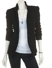 Elizabeth and James Ziggy Suede Blazer