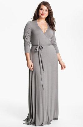 Rachel Pally Long Wrap Dress (Plus)