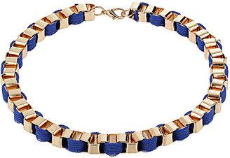 Wallis Short Box Chain Necklace