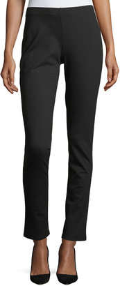 Eileen Fisher Petite Slim Ponte Pants