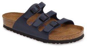 Women's Birkenstock 'Florida' Soft Footbed Sandal $99.95 thestylecure.com