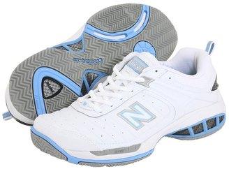 New Balance WC804 (White) - Footwear