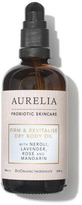 Aurelia Probiotic Skincare Firm & Revitalise Dry Body Oil