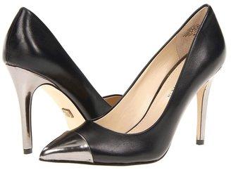 Anne Klein Wrenn (Black/Pewter) - Footwear