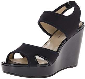 Adrienne Vittadini Footwear Women's Clover Platform Sandal
