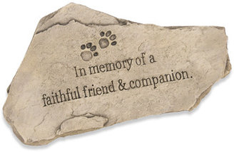 Bed Bath & Beyond In Memory of a Faithful Friend & Companion Tiding Stone