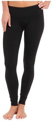 ALO - Airbrushed Legging (Black) - Apparel