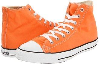 Converse Chuck Taylor All Star Seasonal Hi (Nectarine) - Footwear