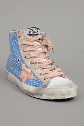 Golden Goose Francy High Top Sneaker Caifornia