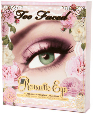 Too Faced Romantic Eye Classic Beauty Shadow Collection 1 ea