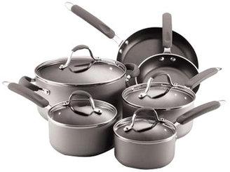 Farberware Enhanced 10-Piece Nonstick Cookware Set