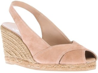Castaner DIANA/8/657 MAQUILLAJE-PEACH ??? Artificial Leather/Jute/Suede