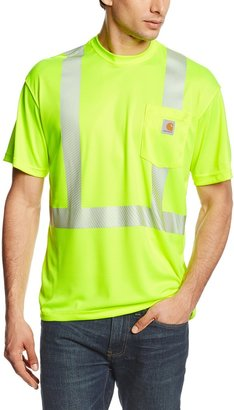 Carhartt Men's High Visibility Force Short Sleeve Class 2 Tee
