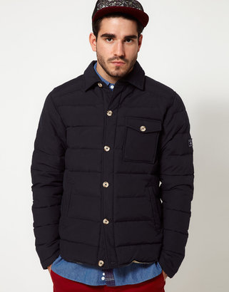Penfield Shirt Jacket Down Fill