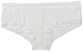Calvin Klein Women's Mix modal with Lace Hipster Panty #d3209
