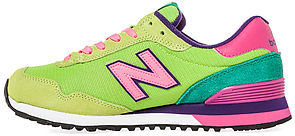 New Balance The 515 Classic Sneaker in Green