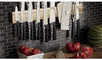 "Crate & Barrel Schmidt Brothers ® Carbon 6 7"" Santoku Knife"