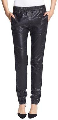 J Brand Ready-To-Wear 'Masako' Leather Pants