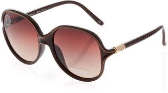 Chloé CL2243 Sunglasses, Brunette
