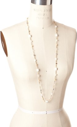 The Limited Subtle Shine Beaded Necklace